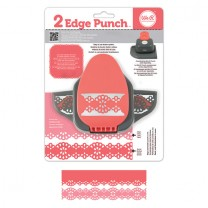 Бордюрный дырокол 2 Edge Punch – Doily, We R Memory Keepers