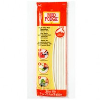 Наполнитель для Mod Podge Mod Melts, White Milk Glass, Plaid, 24887