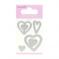 Нож Hearts, Dovecraft, DCDIE069