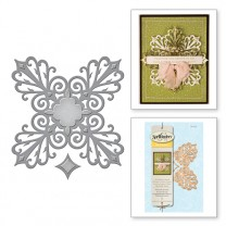 Fretwork Accents, Spellbinders, S3-254