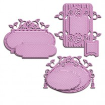 Нож Victorian Tags Two, Spellbinders, S4-543