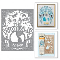 Нож You Mean The World, Spellbinders, S4-560