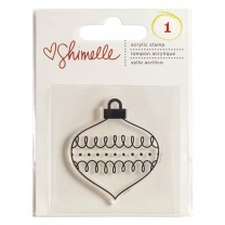 Штамп акриловый Shimelle Ornament, American Crafts, 340647